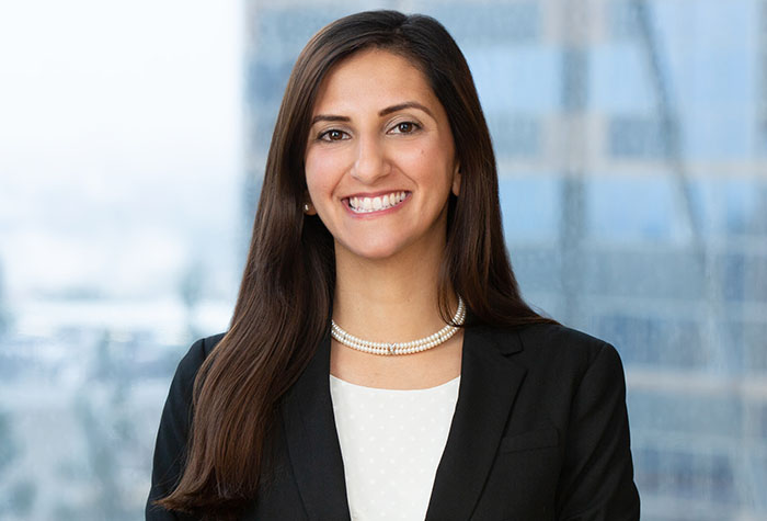 Farah Z. Alkayed Joins Carlton Fields in Los Angeles
