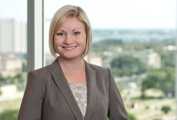Carlton Fields' Amanda Romfh Jesteadt Recognized by  Women's Chamber of Commerce of Palm Beach County