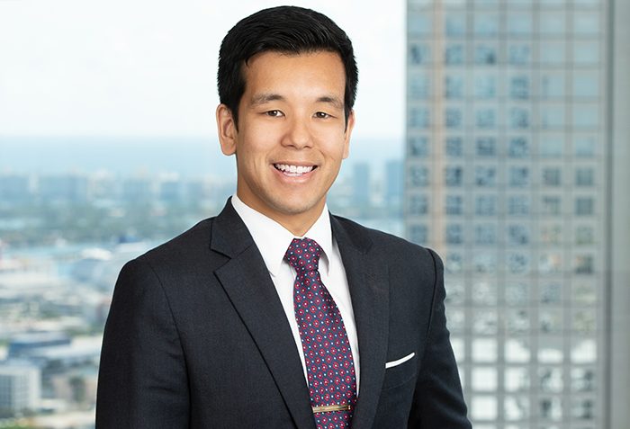 Carlton Fields' David W. A. Chee Selected for National Asian Pacific American Bar Association Leadership Advancement Program