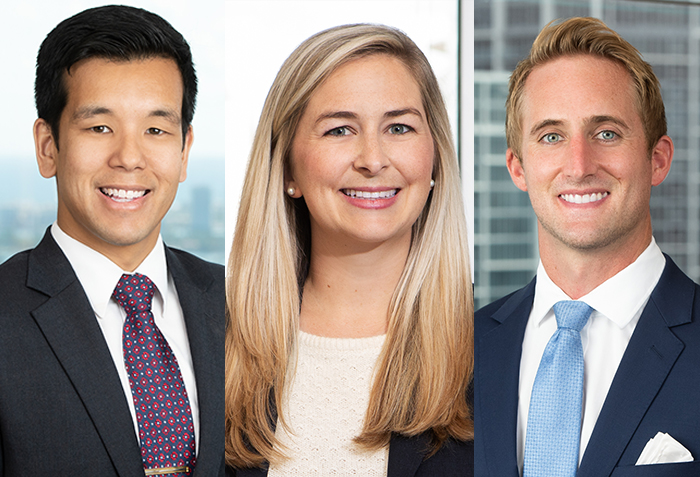 Carlton Fields Adds Three Business Litigators