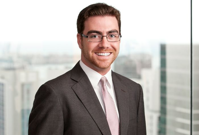 Carlton Fields Attorney Justin Wales Wins Daily Business Review On The Rise Award