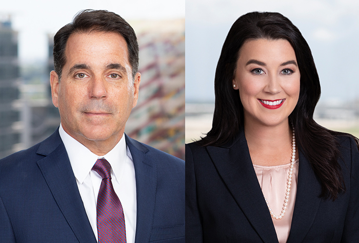 Carlton Fields' Nationally Ranked Construction Practice Continues Growth, Adds Two Lawyers in Tampa