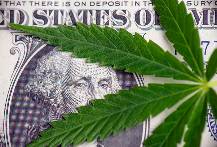 Senate Follows House Seeking to Make Cannabis Banking