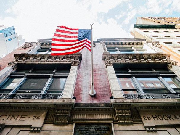 Buy American - Flag
