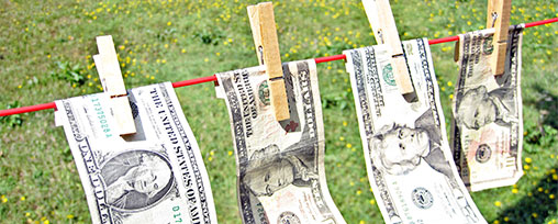 Picture of Money Laundering