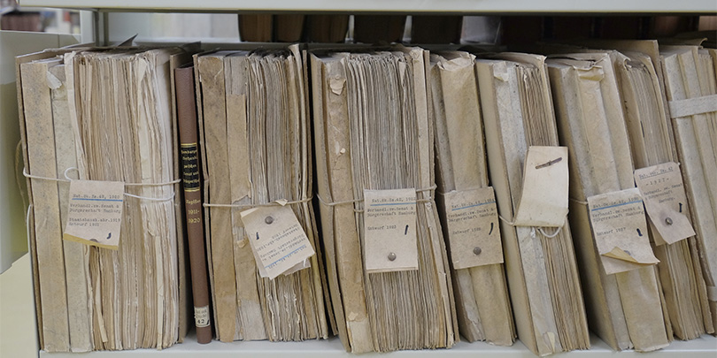File of Books