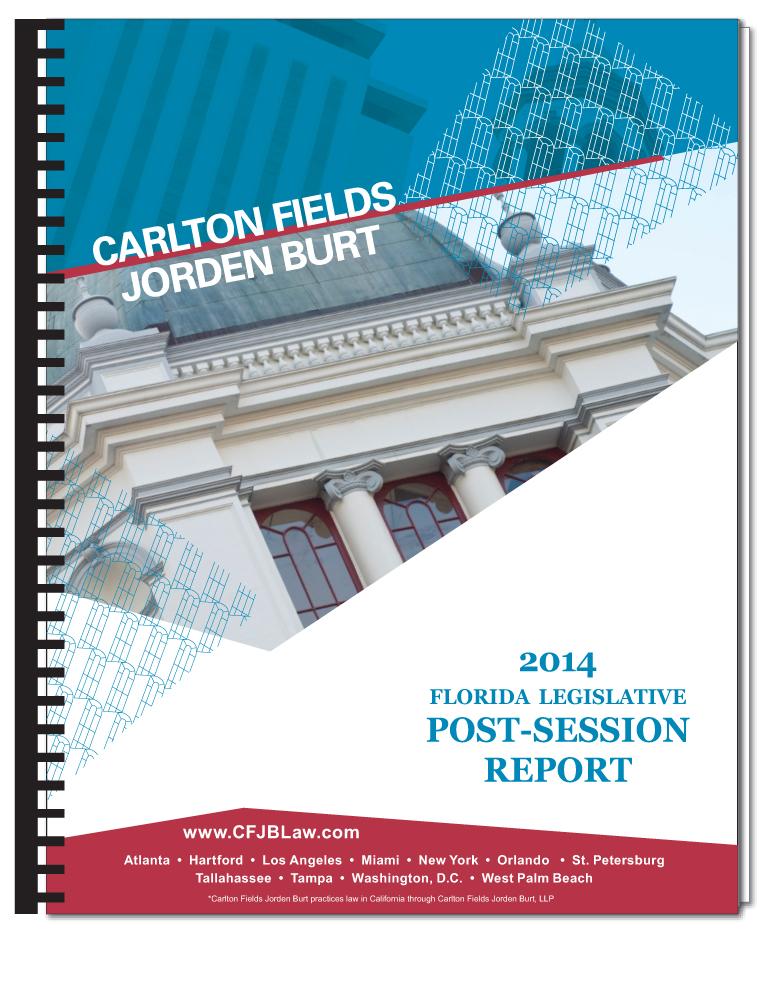 2014 Florida Legislative Post-Session Report